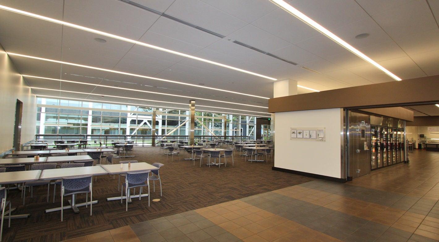 Boeing Cafeterias 1