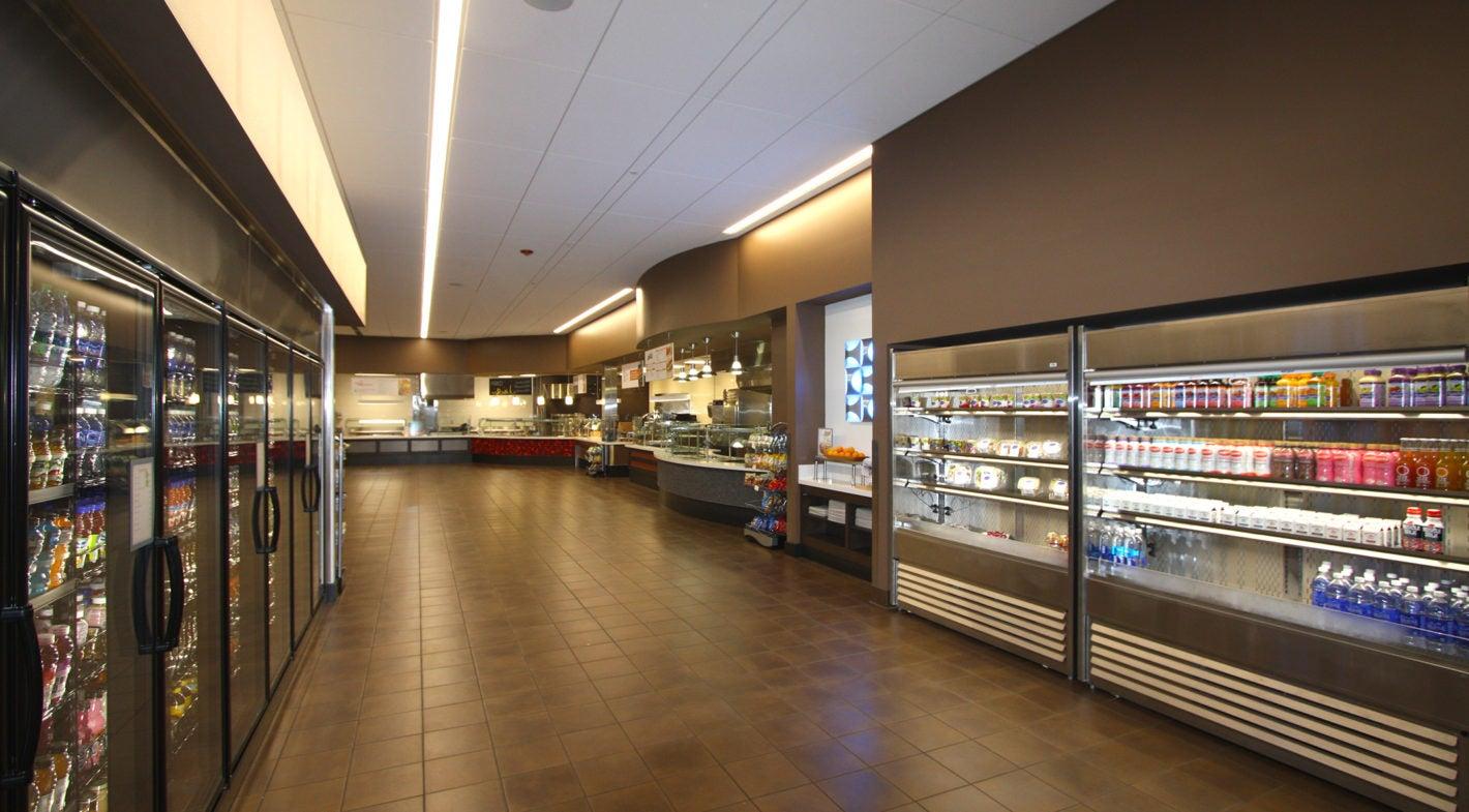 Boeing Cafeterias 2