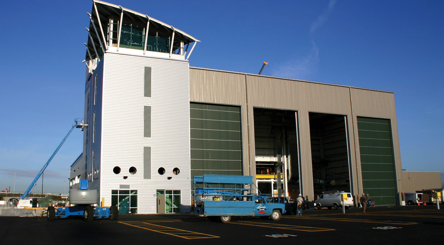 Pierce County Terminal 1