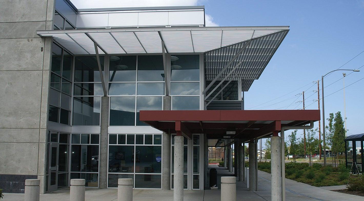 Pierce Transit Training Facility