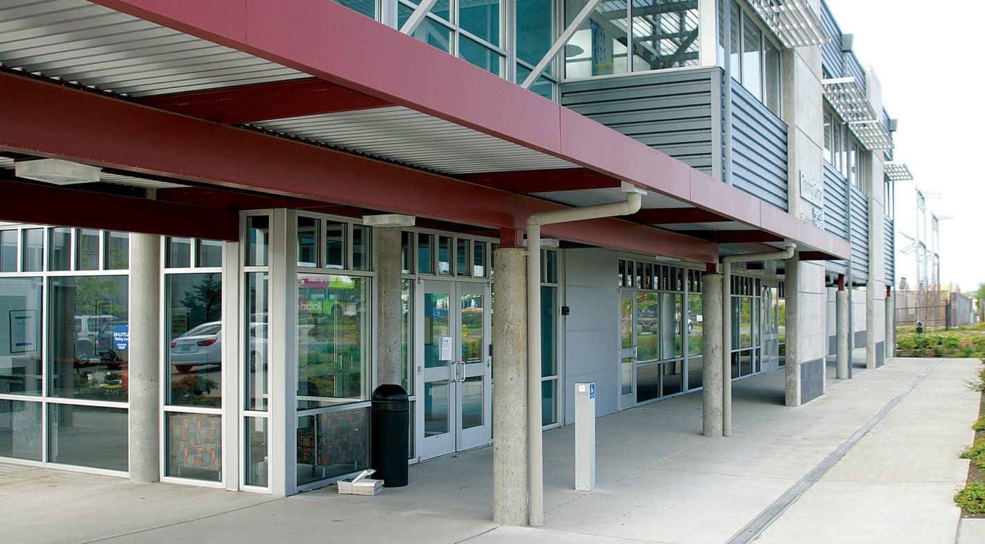Pierce Transit Training Facility 1