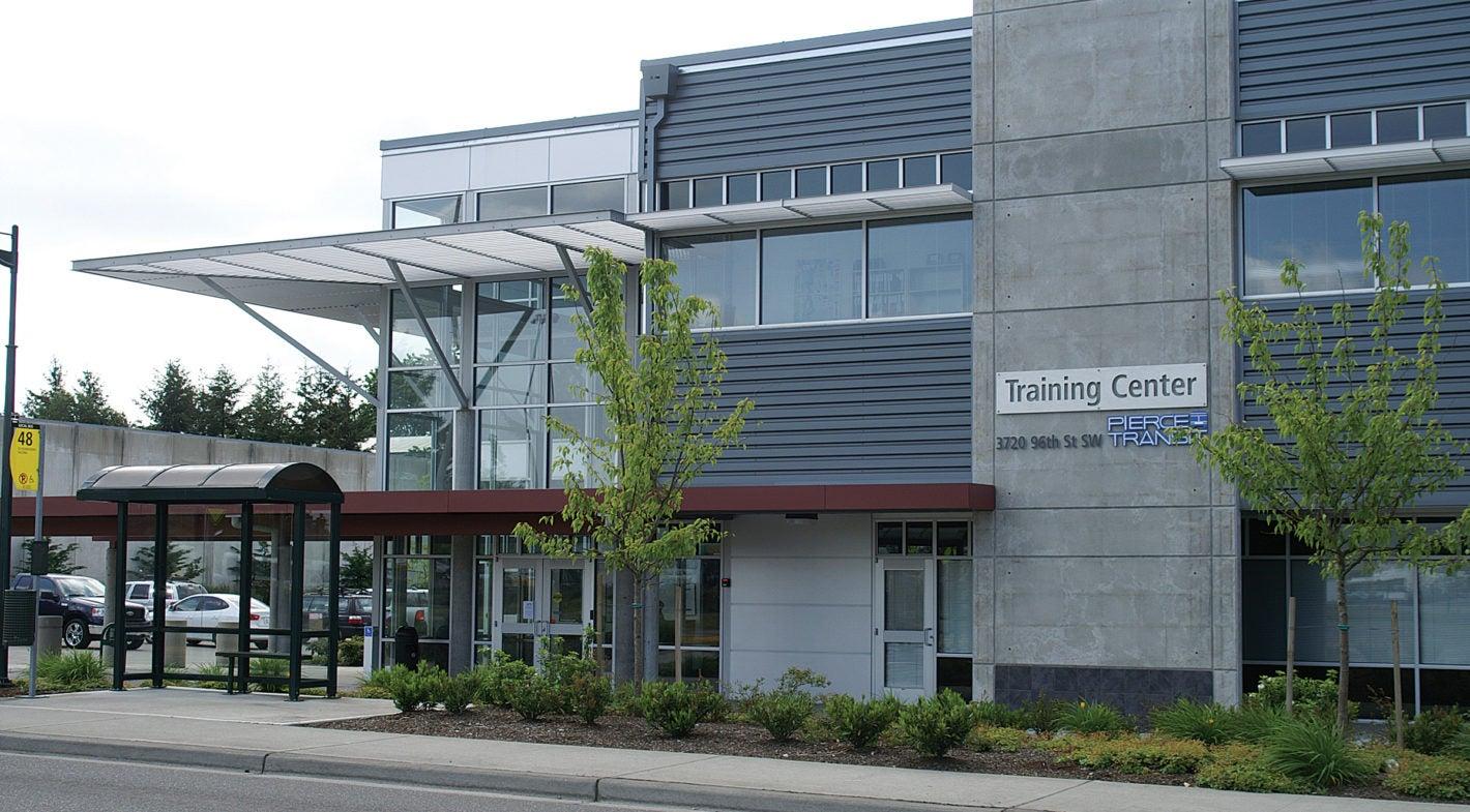 Pierce Transit Training Facility 2