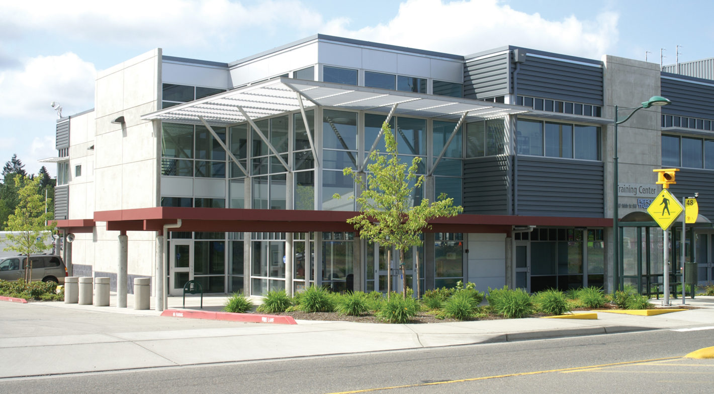Pierce Transit Training Facility 3