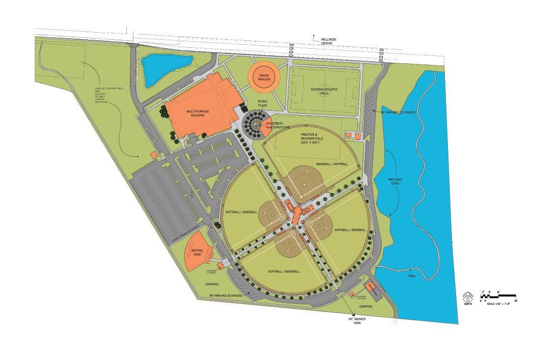 Muckleshoot Recreation Complex 1