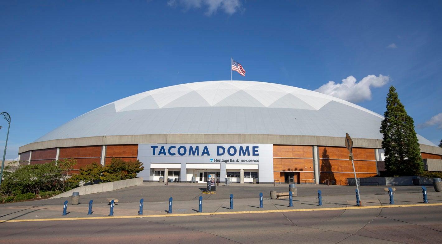 Tacoma Dome Renovations 1