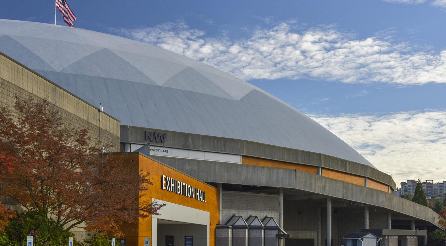 Tacoma Dome Renovations 10