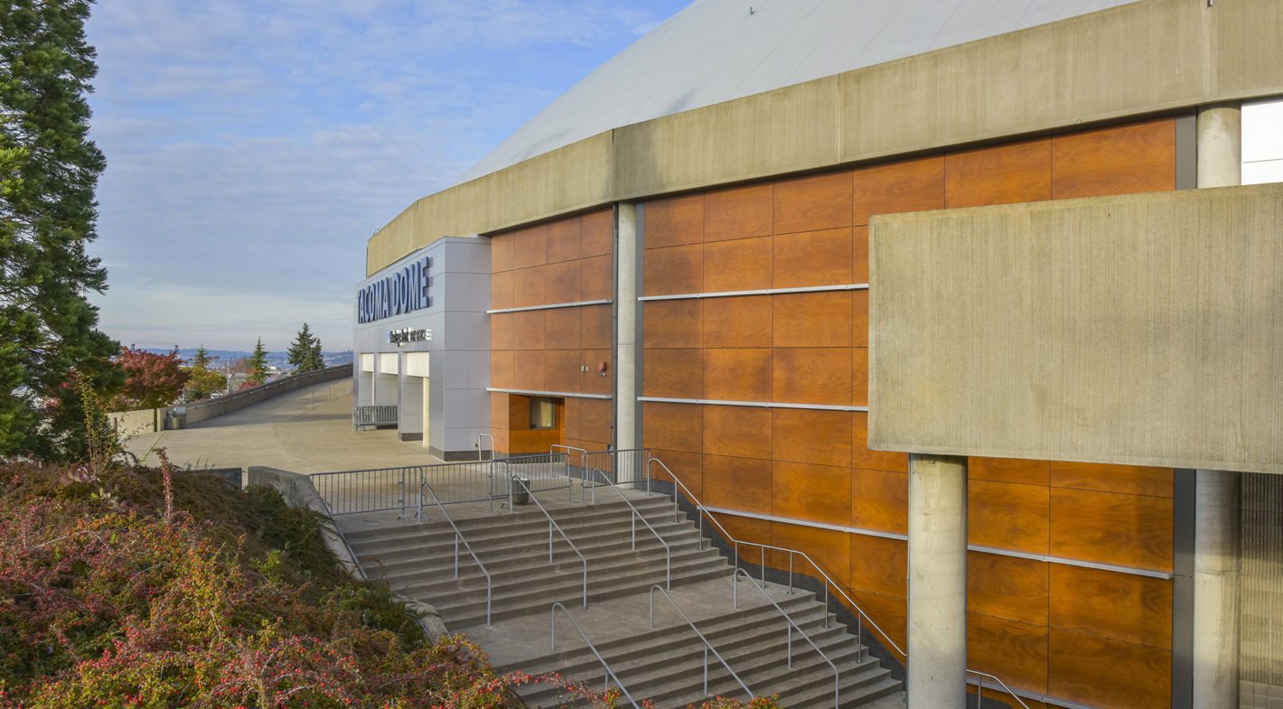 Tacoma Dome Renovations
