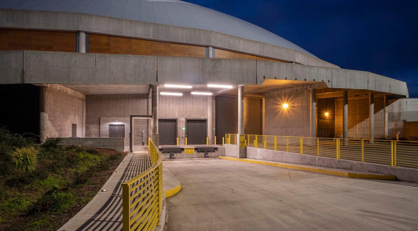 Tacoma Dome Renovations 11