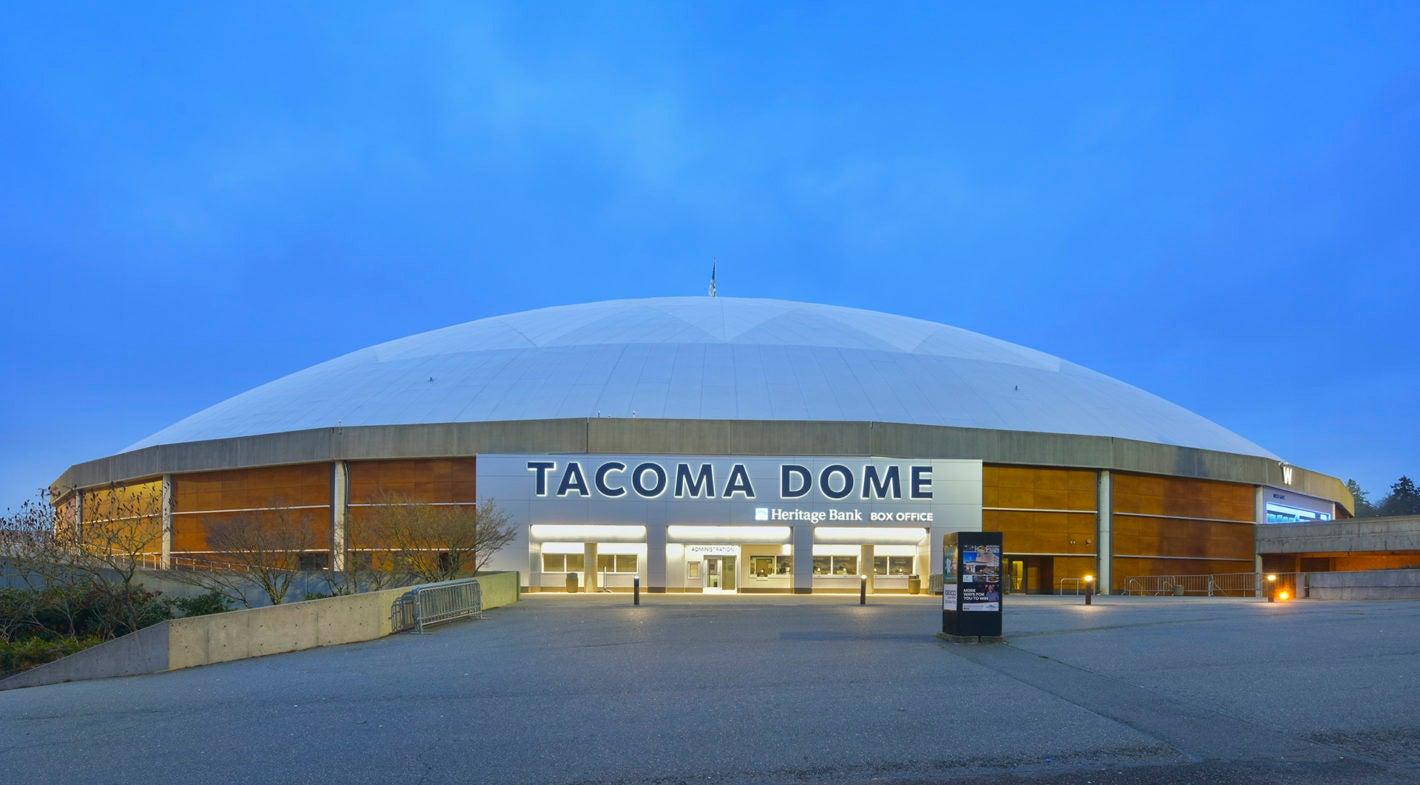 Tacoma Dome Renovations 12