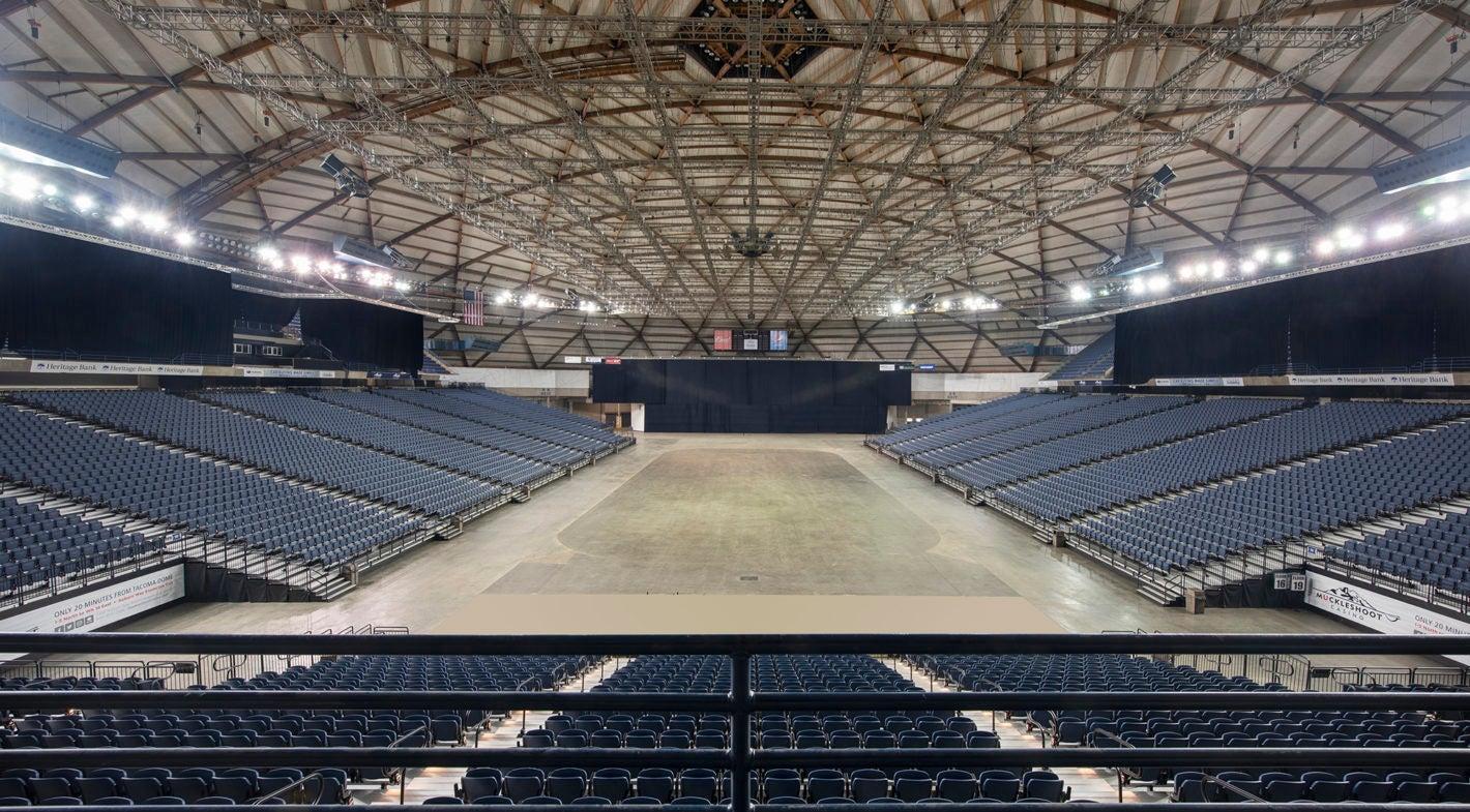 Tacoma Dome Renovations 16